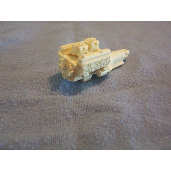 Resin Cast Buick Nail Head Engine 1/24 1/25 Scale Models